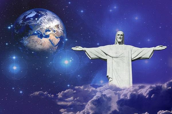 地球と神様