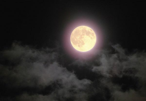 まんまるお月さま