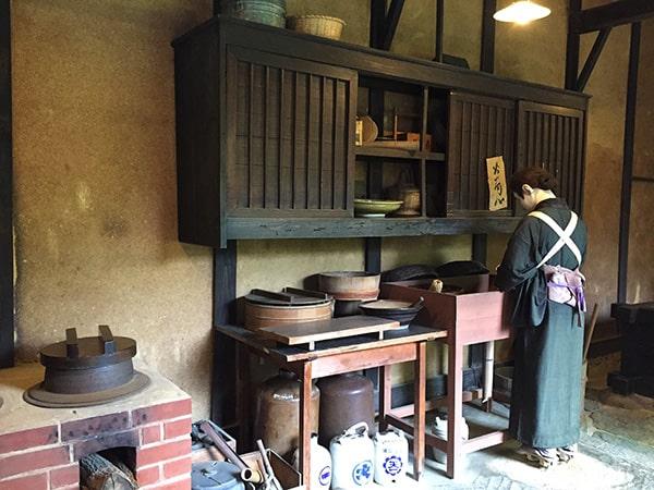 内子町の商いと暮らし博物館