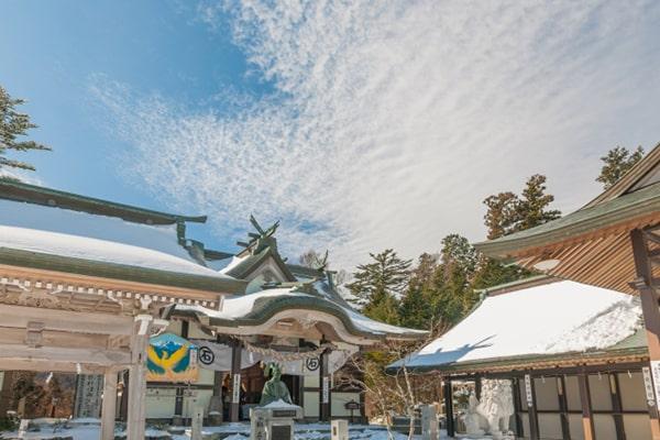 石鎚神社・成就社